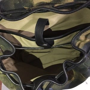Ghurka Bags - GHURKA TWILL BACKPACK | CAMO